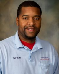 Byron Chatman- Service Manager, Senior Tech