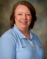 Mary Johnson- Dispatcher